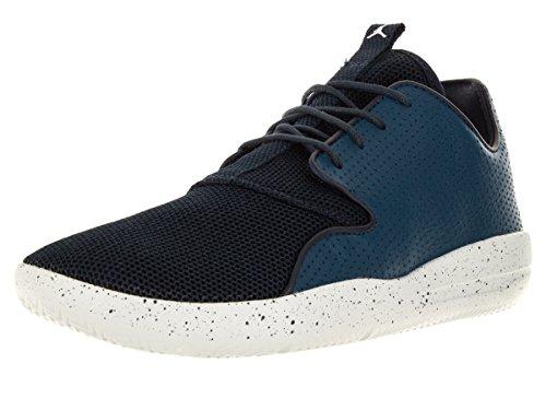 Nike Jordan Eclipse BG, Baskets Basses Mixte Enfant Multicolore - Azul / Blanco (Frnch Bl / White-Obsdn-Pr Pltnm)