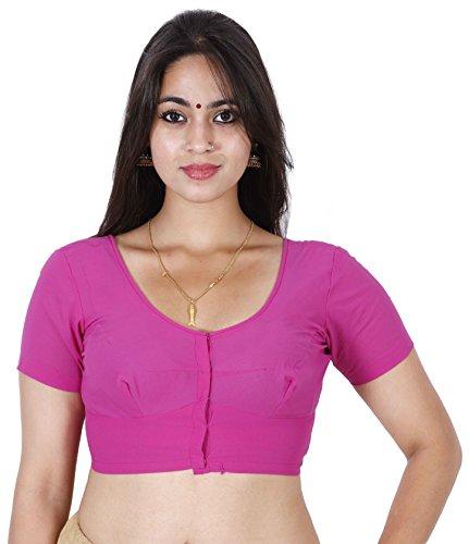 JISB Stitched Readymade 2by2 daily wear blouse (XL - Size 38)
