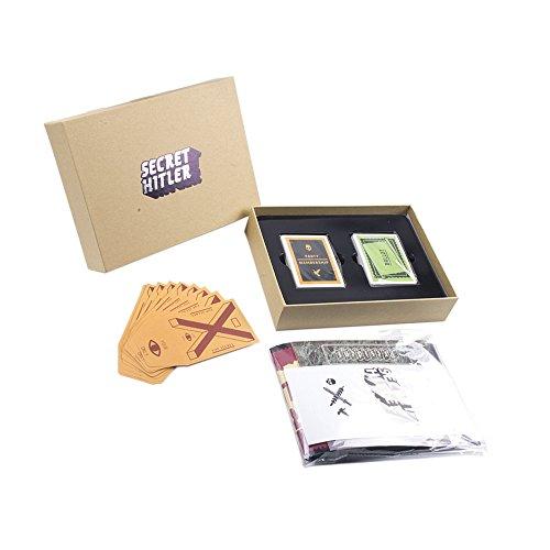 Saflyse Secret Hitler Fantastisches Partyspiel ein interessant Multiplayer kartenspiel