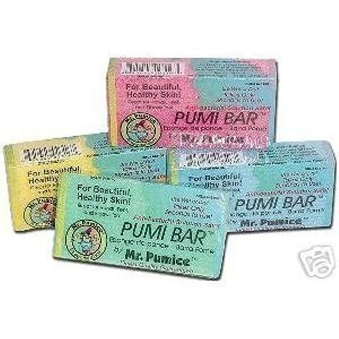 MR. PUMICE Pumi BAR 4pcs by MR. PUMICE BEAUTY by
