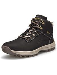 53cc810142c6f Amazon.it  scarpe invernali uomo - Impermeabile   Scarpe  Scarpe e borse