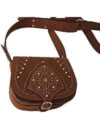 64c0ccce12dee Hasun Casual Reisen Umhängetasche Damen PU Leder Schultertasche Mode  Shopper Klein Messenger Tasche Waterproof…