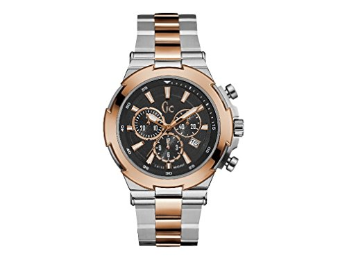GC by Guess orologio uomo Sport Chic Collection GC Structura cronografo Y23003G2