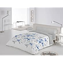 Funda Nórdica 3 piezas Boise cama de 150 color Gris