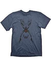 Overwatch T-Shirt Widowmaker Tattoo, Größe L