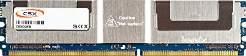 667mhz Ecc Fb Dimm Speicher - CSX CSXD2FB667-2R4-8GB 8GB DDR2-667MHz PC2-5300F 2Rx4
