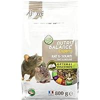 Aime Nutri'Balance Expert Nourriture pour Souris 800 G - Lot de 3