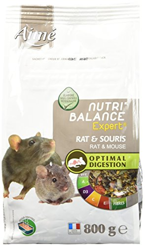 Aime Nutri'Balance Expert Nourriture pour Souris 800 G...