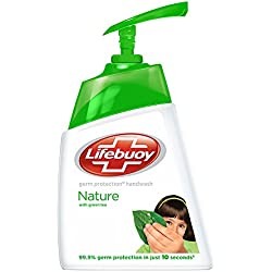 Lifebuoy Nature Hand Wash, 215 ml