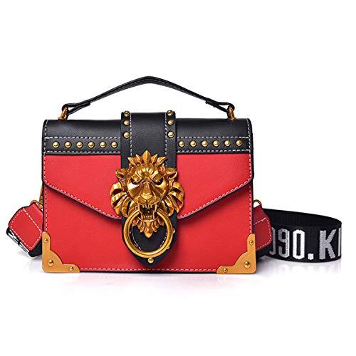 2019 Mode Rot B Wickeltasche Gesteppte Umhängetasche Mädchen Schultertasche Mini Cross Body Damen Handtasche Kleine Tasche Clutch Classic Abendtasche Für Frau -