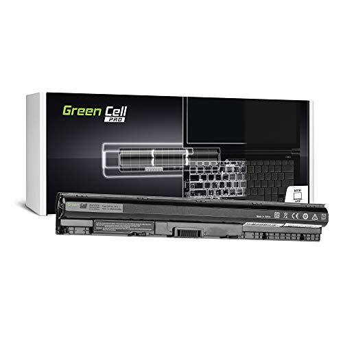 GC® PRO Serie Laptop Akku für Dell Latitude P63G001 Vostro 14 3458 3459 15 3558 3559 3568 (Samsung SDI Zellen 2600mAh 14.8V Schwarz)
