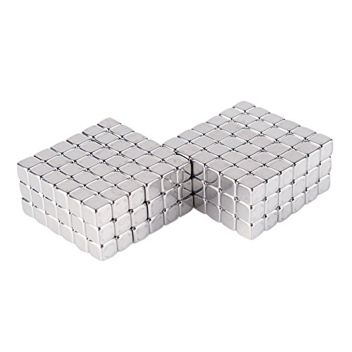 Magnet Cube Intelligence Develop And Stress Relief Magnet Block Mini Size Test