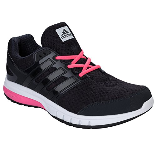 more photos 25184 1482b Womens adidas Womens Galaxy Elite Running Shoes in Black - UK 8.5