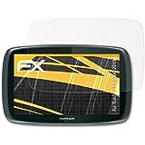 3 x atFoliX Screen Protector TomTom GO 6000 (2013) Screen Protection Film - FX-Antireflex anti-reflective