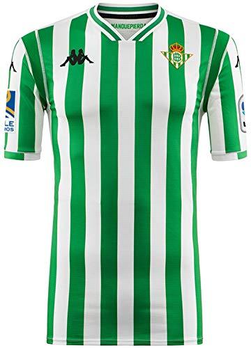 1ª equipación Réplica - Real Betis Balompié 2018 2019 - Kappa Kombat Replica  Home - aafe6d3bce6