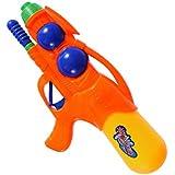 YeahiBaby Children Water Blaster Water Shooter Toy Summer Swimming Pool Game Beach Sand Water Shooting Toy (Orange)