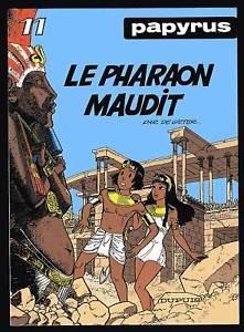 Papyrus le pharaon maudit n 11