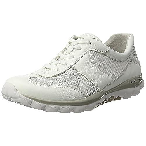 Gabor Shoes Damen Fashion Pantoletten, Weiß (Weiss 41), 38 EU
