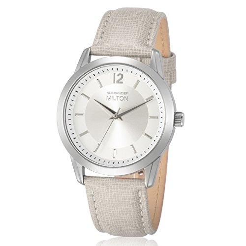 ALEXANDER MILTON - montre femme - EPONA, gris/argente