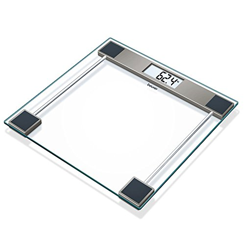 Báscula de baño de vidrio Beurer GS-11