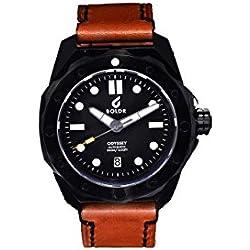 boldr Odyssey Everblack reloj