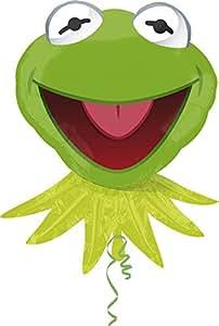 Amscan Super Forme Muppets Kermit
