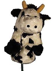 essepiemme Golf–coprilegno forme de vache en polyester, flax, selon norme CE