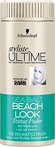 styliste ULTÎME Sea Salt Powder, 2er Pack (2 x 10 ml)