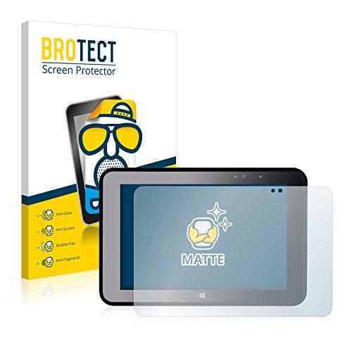BROTECT Schutzfolie Matt kompatibel mit Pokini Tab A10 [2er Pack] - Anti-Reflex