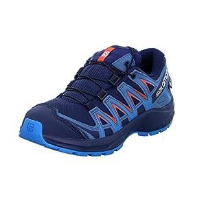 Salomon Kinder XA Pro 3D CSWP J, Trailrunning-Schuhe