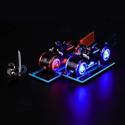 LIGHTAILING Conjunto de Luces (Ideas Tron Legacy) Modelo de Construcción de Bloques - Kit de luz LED Compatible con Lego 21314 (NO Incluido en el Modelo)