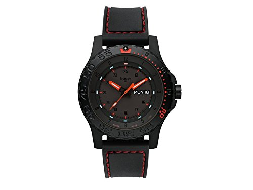 Traser H3 reloj hombre Professional Red Combat 105503
