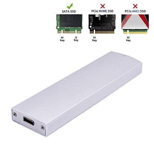 EZDIY-FAB M.2 Estuche USB 3.1 Gen2 SATA M.2 SSDKey