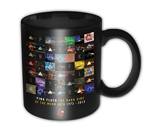 Pink Floyd - Dark Side Of The Moon - Variations - Tasse im Geschenkkarton -