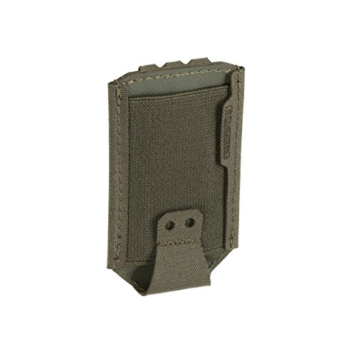 Claw Gear 9mm Low Profile Mag Pouch RAL7013, Steingrauoliv -