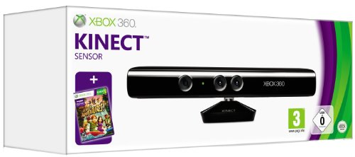 Microsoft Xbox 360, Kinect Sensor - multimedia motion sensors (Kinect Sensor)...