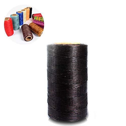 Romote Coser Encerado Hilo 150D 1mm Nylon Mano Costura