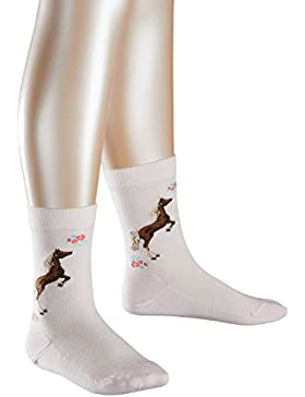FALKE Mädchen Socken Horse