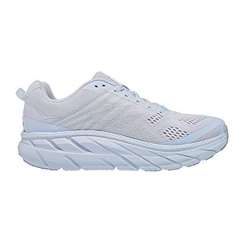 HOKA ONE ONE Clifton 6 Scarpe Sport Uomini Bianco - 44 - Running/Trail