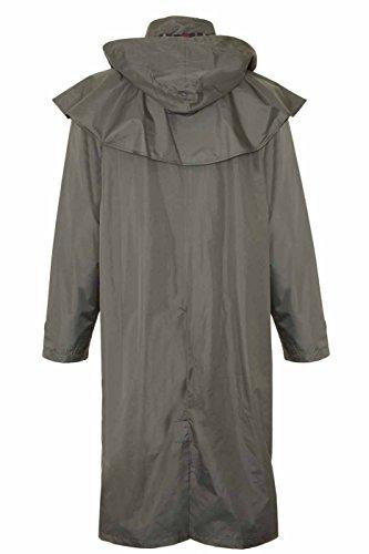 Leichter Regenmantel New Frogmore | Wind- und Wasserdicht | Mit  Beinschlaufen und Rückenschlitzen | Für