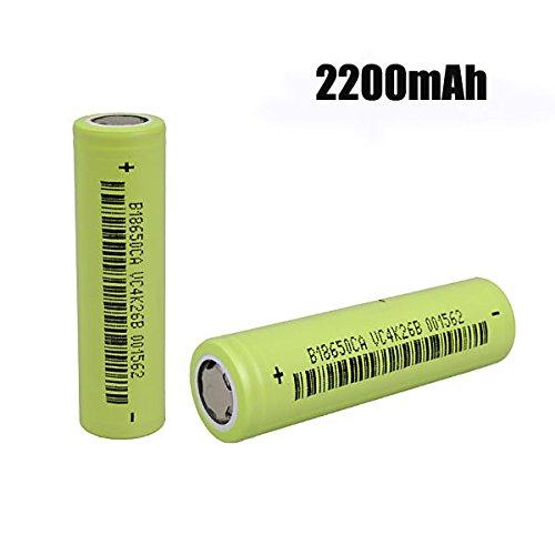 bazaar-1pcs-37v-2200mah-batteria-ricaricabile-agli-ioni-di-litio-18650