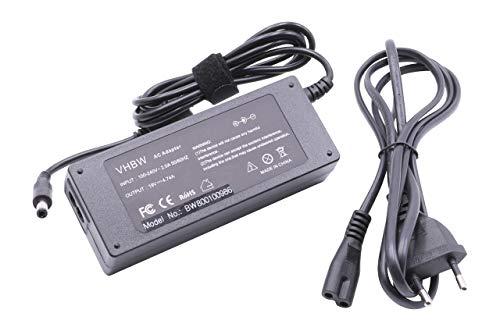 vhbw Notebook Laptop-NETZTEIL 19V, 4.74A, 90W für MEDION MD 9XXX Serie MD9580-A etc. ersetzt PA3201U-1ACA SEB100P2-15.0 PA-1650-02 PA-1750-02 PA-1900-04 9xxx-serie