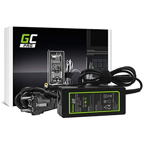 GC PRO Netzteil für Acer Aspire 4530-5889 4530-6823 4535-5015 4535-5133 4535-5588 Laptop Ladegerät inkl. Stromkabel (19V 3.42A 65W) -