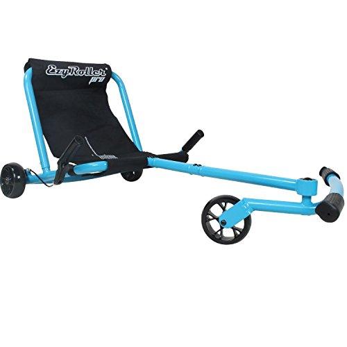 Ezy Roller Pro Fun Fahrzeug Dreirad für Jugendliche und Erwachsene ezyroller, Farbe:blau (Pro Trike)
