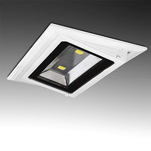 Greenice | Foco Downlight LED Rectangular Basculante COB 20W 1800Lm 30.000H |...