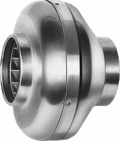 Preisvergleich Produktbild Helios Radial-Rohrventilator RR 160 B Ventilator für Rohreinbau 4010184056560