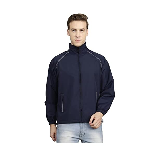 9340c16d5 VERSATYL- Feather-2.0 100% Water Proof Polyester Jacket for Men and Women
