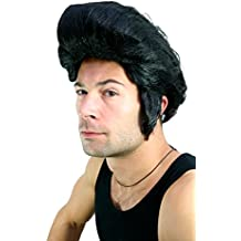Wig me up, LM-706-P103(A195), Peluca Rockabilly,