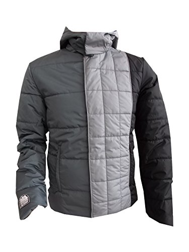 Sundek Giubbotto Invernale By Neil Barrett Anthracite Black Gray (S, Anthracite Black Gray)