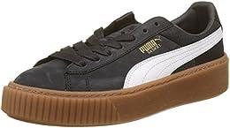 scarpe puma donna suola alta